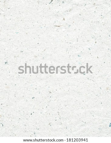 recycled  paper texture light background - stock photo