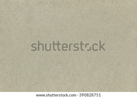 Recycled Paper Texture Pattern Background, Horizontal Pale Grey Beige Tan Taupe Textured Macro Closeup, Rough Gray Natural Handmade Rice Straw Craft Sheet Blank Empty Copy Space - stock photo