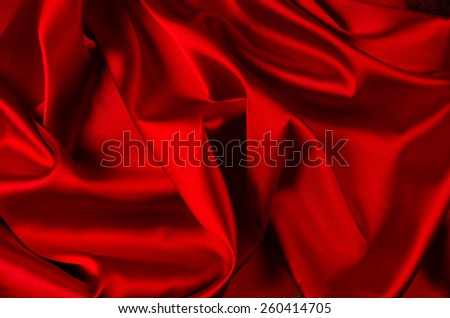 red abstract background luxury cloth texture - stock photo