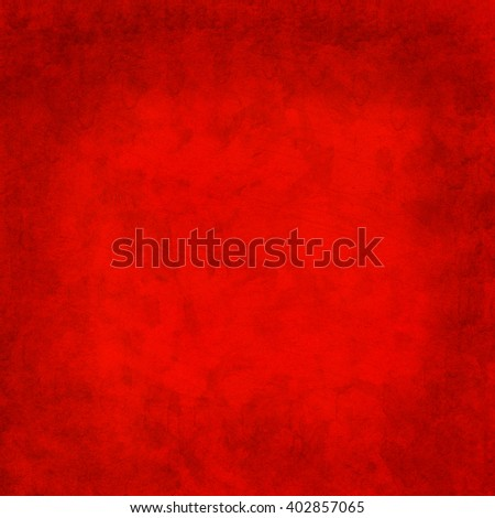 red abstract background. Wall vintage texture.