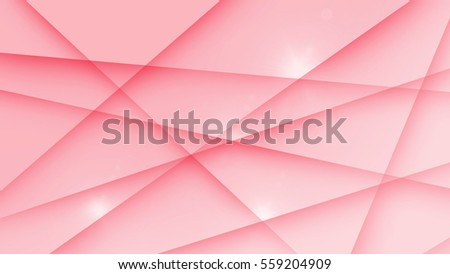 red abstract background with smooth lines