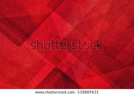 red and black abstract background with angled blocks, squares, diamonds, rectangle and triangle shapes layered in abstract  modern art style background pattern, textured background
