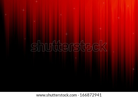 Red and Black Background  - stock photo