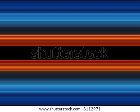 Red and Blue Horizontal Background