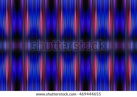 Red and blue speed stripes background pattern