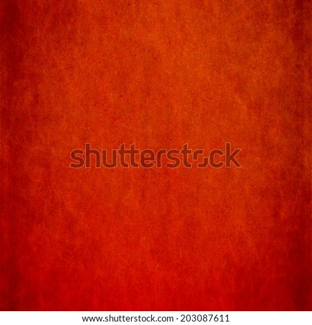 Red and orange background  - stock photo