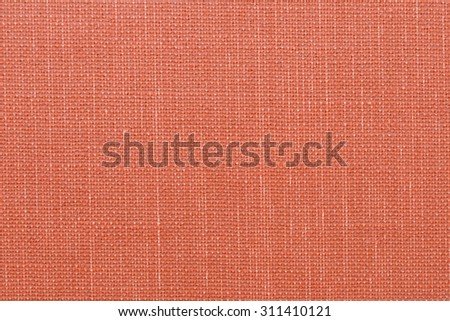 Red and white woven textured/pattern, cloth background for an advertising backdrop or wallpaper.