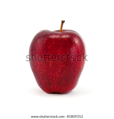 red apple, fruit for your health