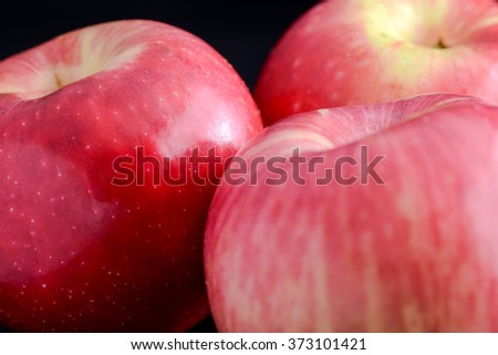 Red Apples red delicious