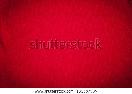red background abstract - stock photo