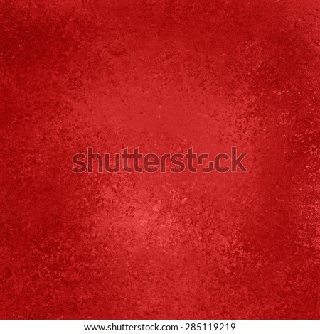 Red background. Christmas background with texture. - stock photo