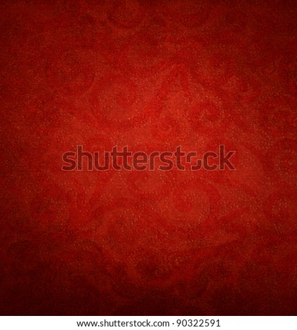 red background for valentines day
