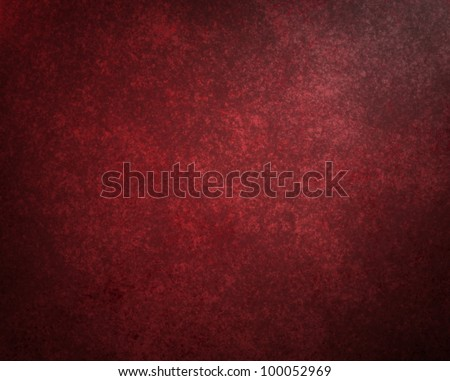 red background, has vintage grunge texture and black background on border, blank copyspace for text or image - stock photo