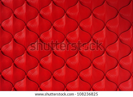 red background , texture - stock photo