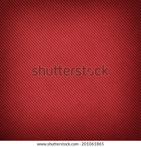 Red background with diagonal striped pattern  - stock photo