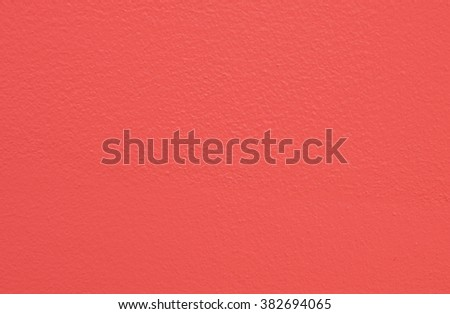 Red backgrounds,beautiful backgrounds,Red background from cement - stock photo