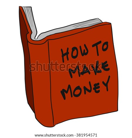 "Red book ""How to make money"""
