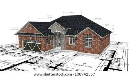 Red Brick House Plans