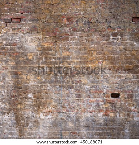 Red brickwall surface texture background