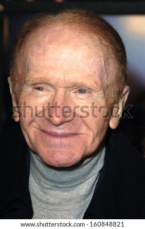 Red Buttons during the AFI FEST 2004 opening night premiere of BEYOND THE SEA, Los Angeles, CA, November 4, 2004