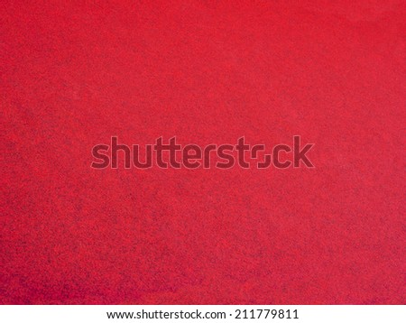 red carpet texture background filed