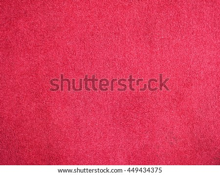 Red carpet texture useful as a background - stock photo
