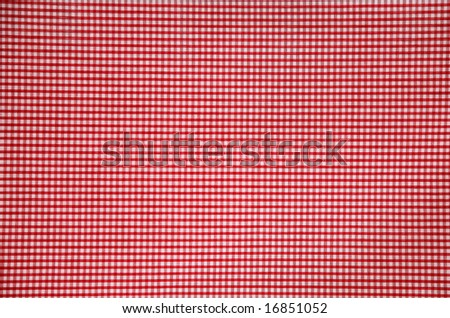 Red check background - stock photo