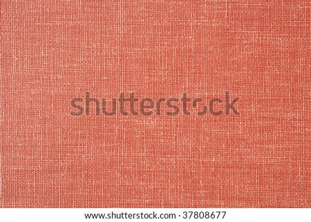 Red Cloth Book Cover Texture