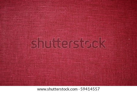 Red Cotton Backbrounds - stock photo