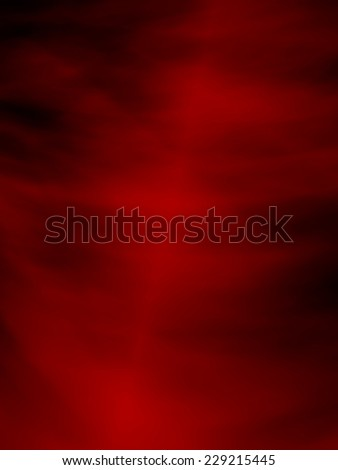 Red dark star burst web abstract background - stock photo