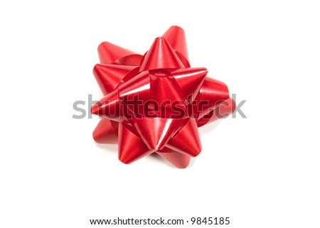 Red decoration