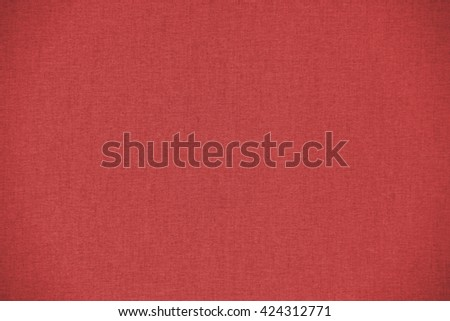 red detail of empty fabric textile texture background
