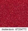 Red glitter abstract festive or Christmas background - stock photo