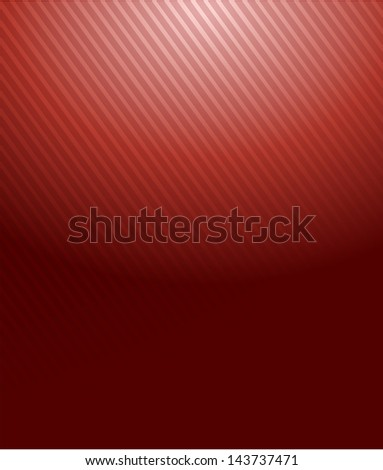 red gradient lines pattern illustration design background - stock photo