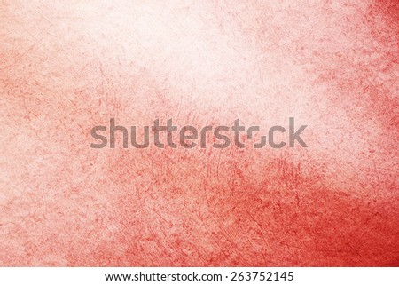 red grunge abstract background - stock photo