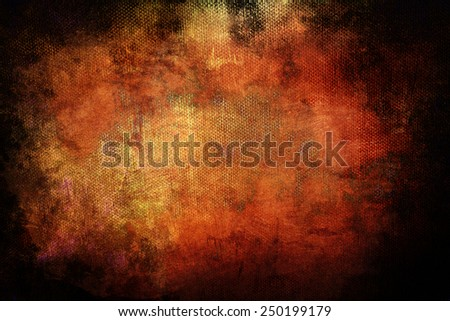 red grunge background or texture - stock photo