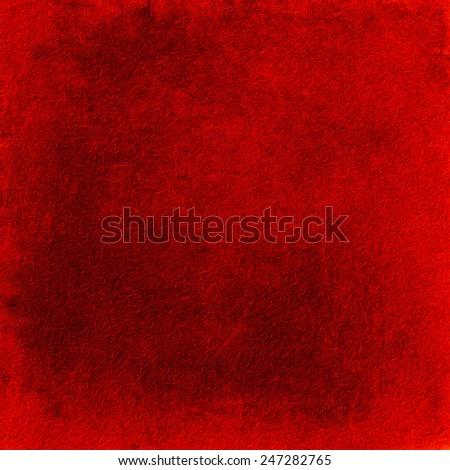 red grunge textures and backgrounds - perfect background with space for text or image - stock photo