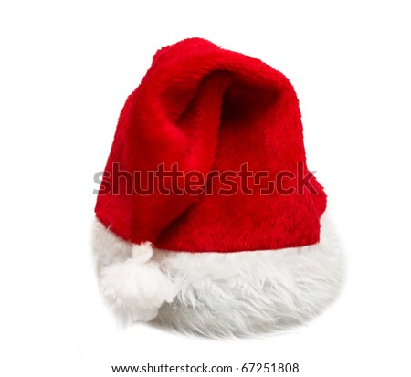 red hat - stock photo