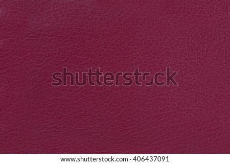 red leatherette texture as background.  - stock photo