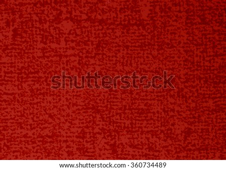 red material background