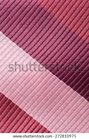 red material texture, textured background, close up - stock photo
