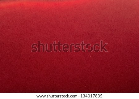 Red Matte Glass Texture - stock photo