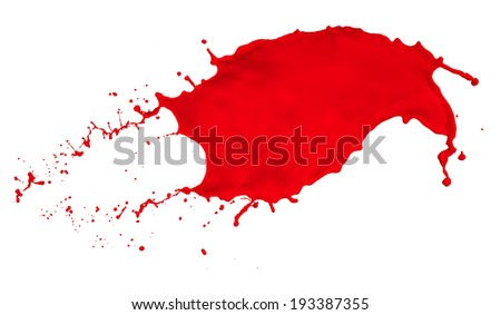 red paint splatter stock images, royalty-free images & vectors