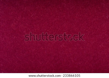 Red paper background, textured abstract, paper plain grainy smooth surface background in horizontal orientation, nobody. - stock photo