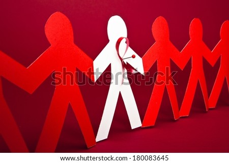 Red Paper People