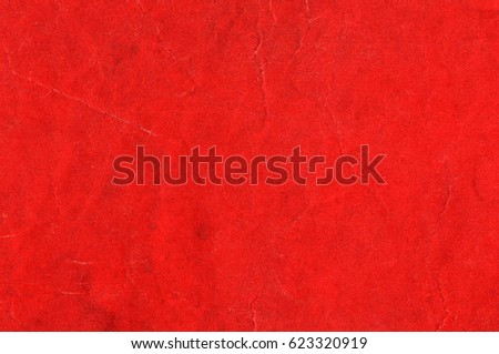 Red Paper Texture. Background
