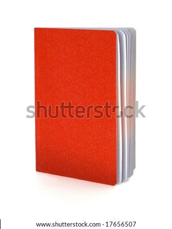 Red Passport - stock photo