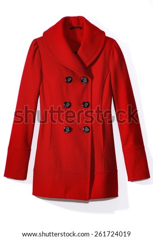 Woman Coat Stock Images, Royalty-Free Images & Vectors | Shutterstock