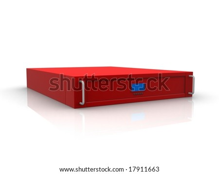 Red server