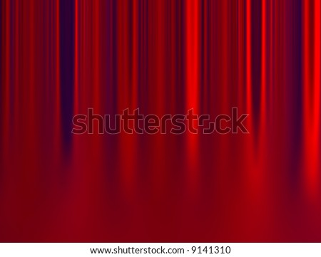 Red silky background